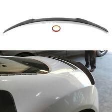 For Audi R8 V8 V10  08-15 Rear Trunk Lid Boot Spoiler Wing Carbon Fiber Refit