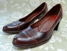 PIKOLINOS *Size 5/38* Women's Brown Heeled Court Shoes - P&P Inc