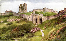 ARQ / Quinton # *4316 by J.Salmon. The Castle, Scarborough.