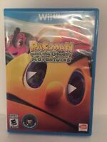 Pac-Man and the Ghostly Adventures 2 (Nintendo Wii U) LN COMPLETE!!!