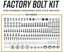Bolt Kit Pro Pack KTM SX 125 144 150 250 2001-On Factory Large Kit Motocross