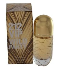 212 Vip Wild Party by Carolina Herrera Edt 2.7 oz 80 ml Spray New In Box