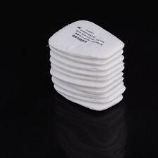 10X/5paia 5N11 filtro in cotone particolato per maschera 3M serie 5000,6000,7000