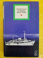 LIBRO BENOITE GROULT - IL PREZZO DELLE COSE - N4 CLUB DEGLI EDITORI 1973
