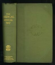 The Medical Annual: A Year Book of Treatment and Practitioner's Index   1927 HB