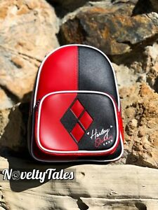 Loungefly ✗ DC - Harley Quinn Duo Tone Backpack