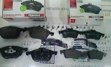 KIT FRENI PASTIGLIE FRENO ANT+POST. FERODO FORD FOCUS II 1.6 TDCI C MAX 1.6 TDCI