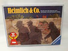 HEIMLICH & Co. - WOLFGANG KRAMER - VON RAVENSBURGER - DER SPIELEKLASSIKER