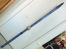 New listing Odyssey Sojourner Vintage Wood Skis 180 cm From Poland w/ Bindings Diamond Glide