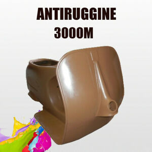 Antiruggine primer Nocciola 3000M smalto vernice fondo per ferro per Vespa epoca