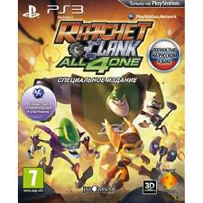 Ratchet & Clank: All 4 One (Collector's Edition) PS3 PlayStation 3