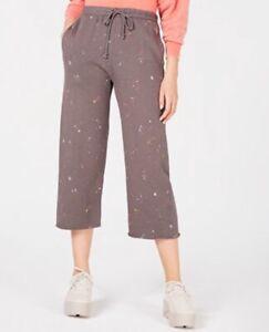 Free People Movement Sz XS High Rise Yoga Comfortable Lounge Cropped Sweatpants