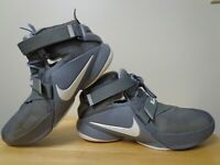 Nike James Athletic Youth Boy's Shoes Gray Color Size 6.5Y