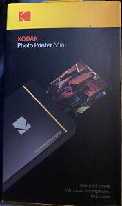 Kodak KPM-210B Mini Portable Mobile Photo Printer
