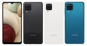 SAMSUNG GALAXY A12 64GB /32GB /128GB 4GB 6.5'' UNLOCK 4G LTE DUAL SIM BRAND NEW