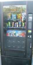 GPL 490 Canned Soda and Snack Combination Vending Machine