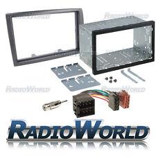FIAT DUCATO 06 a 2010 STEREO RADIO Cage Kit Adattatore Pannello di fascia doppio din