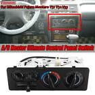 A/C Heater Climate Control Panel Switch Assembly for Mitsubishi Pajero Montero
