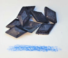 (20/pk) ~BLUE color~ Diamond-Shaped DYE COLOR CHIPS for Candle Wax Coloring