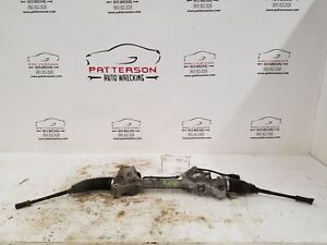 2011 GMC TERRAIN Power Steering Rack & Pinion Assembly 2.4