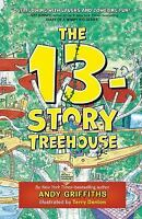 The 13-Story Treehouse (Hardback or Cased Book)