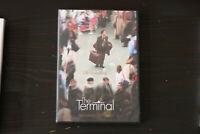 Terminal mit Tom Hanks - amerik. Fotopresse CD