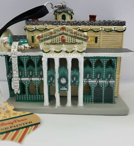 NWT 2020 Disneyland Exclusive Haunted Mansion Holidays NBC Attraction Ornament