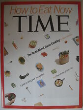 TIME MAGAZINE OCTOBER 20 2014 HOW TO EAT NOW ABOUT HOME COOKING BY MARK BITTMAN