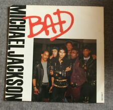 Michael Jackson, Bad / i can't help it, SP - 45 tours