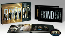 Bond 50: Celebrating Five Decades of Bond 007 (Blu-ray, 2012, 23-Disc) | MINT