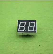 50PCS 0.56 inch 2 digit Red Led display 7 segment Common cathode GOOD QUALITY