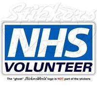 NHS rainbow thank you Sticker School ward car van key worker 10/% DONATION TO NHS