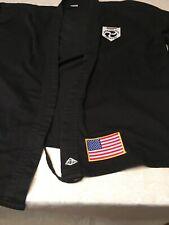 Modern Martial Arts Taikwondo Jacket Uniform Adult Large