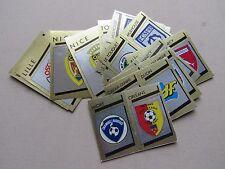 PANINI FOOTBALL 89 - 1989 -   Ecussons neufs