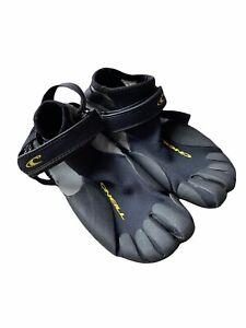 O'Neill Split-Toe Neoprene Bootie Water Sports Footwear Surfing Mens Size 10
