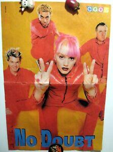 Gwen Stefani No Doubt magazine poster A3 16x11