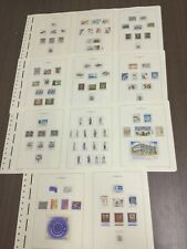 MOMEN: CYPRUS 1991-1995 MINT COLLECTION ON 12 HINGELESS PAGES LOT #6058