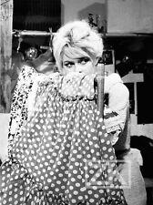 BRIGITTE BARDOT Femme et le Pantin JUPE A POIS Mode DUVIVIER DARLO Photo 1959 #4