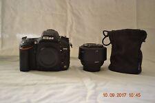 Nikon D600, Battery Grip, 50mm, 2 batteries, 2 SD Cards
