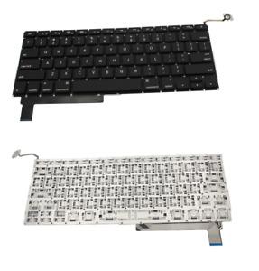 """NEU Ersatz Apple MacBook Pro 15"""" a1286 US Laptop Tastatur 2009 - 2012"""