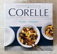 Corelle Livingware Winter Frost White 5-piece Pasta Set