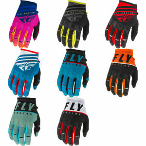 2020 Fly Racing Kinetic Gloves - Motocross Offroad Dirt Bike - Pick Size/Color