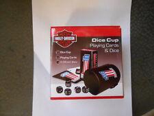 HARLEY DAVIDSON DICE CUP DW609
