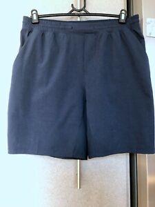 Lululemon men's dark blue shorts size XL