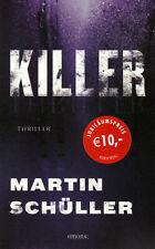 Buch - Martin Schüller - Killer: Thriller *NEU*