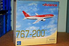 DRAGON WINGS 1:400 BOEING 767-200 - AVIANCA COLUMBIA 55265
