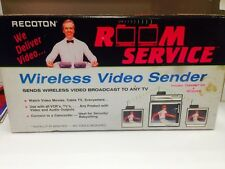 NEW Recotto V900 Room Service Wireless Video Sender Security/Babysitting
