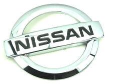 Genuine NUOVO NISSAN portellone BADGE per PATHFINDER R51 2005 + & NAVARA D40 2005 +