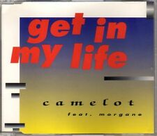 Camelot feat. Morgane - Get In My Life - CDM - 1994 - Eurodance 3TR