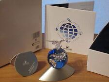 SWAROVSKI *NEW* Planète Cristal Crystal Planet 238985 H.12cm